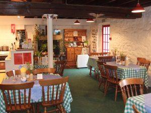 the Miller's Kitchen