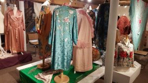 Silks and Shawls: our current exhibition